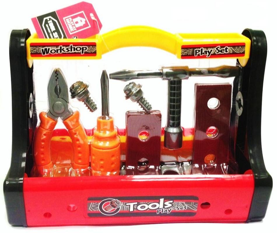 7f29c40181e21 CASALLIA - My First Tools Box s pracovným náradím