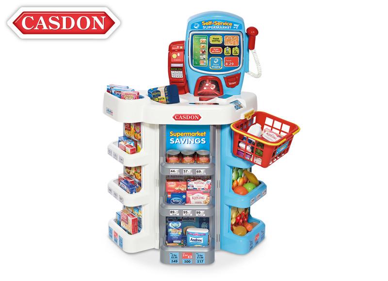 CASDON - samoobslužná pokladňa 75 cm