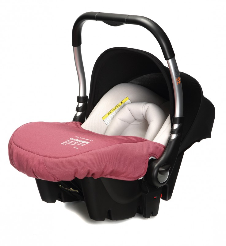 CASUALPLAY - Autosedačka Baby 0 plus 0-13 kg 2015 - BOREAL