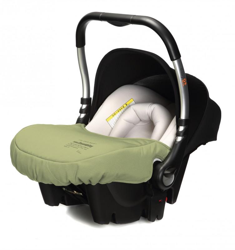 CASUALPLAY - Autosedačka Baby 0 plus 0-13 kg 2015 - GRAPE