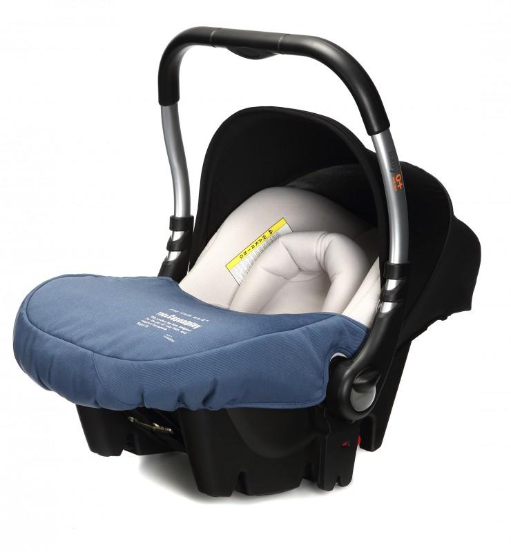 CASUALPLAY - Autosedačka Baby 0 plus 0-13 kg 2017 - LAPIS LAZULI