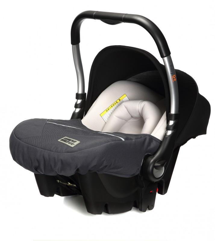 CASUALPLAY - Autosedačka Baby 0 plus 0-13 kg 2016 - METAL
