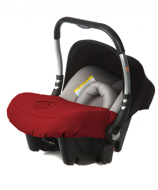 CASUALPLAY - Autosedačka Baby 0 plus 0-13 kg 2017 - INDIAN