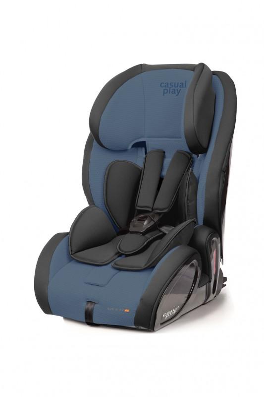 CASUALPLAY - Autosedačka Multifix 9-36 kg 2015 - BLUE STEEL