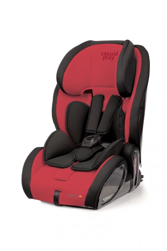 CASUALPLAY - Autosedačka Multifix 9-36 kg 2015 - FLAME