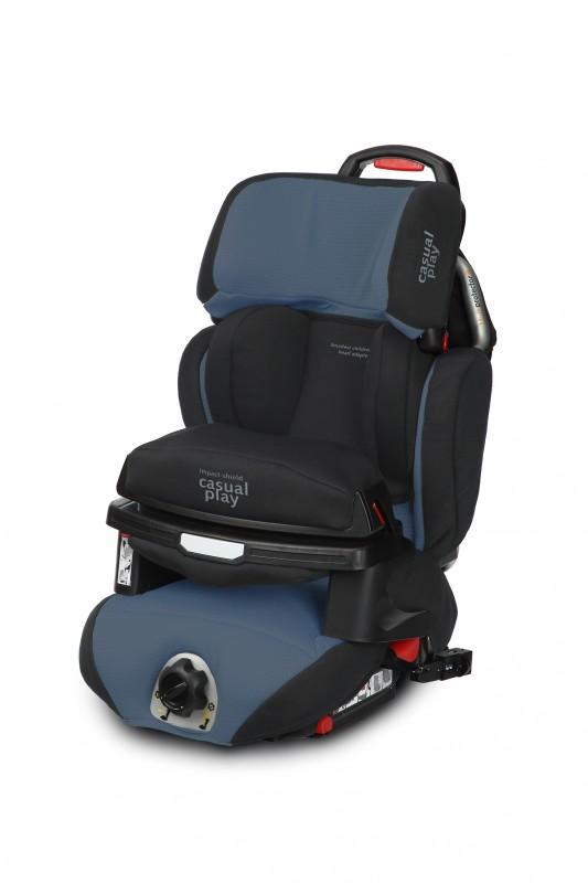 CASUALPLAY - Autosedačka Multiprotector Fix 9-36 kg 2015 - BLUE STEEL