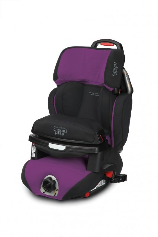 CASUALPLAY - Autosedačka Multiprotector Fix 9-36 kg 2015 - DAMSON