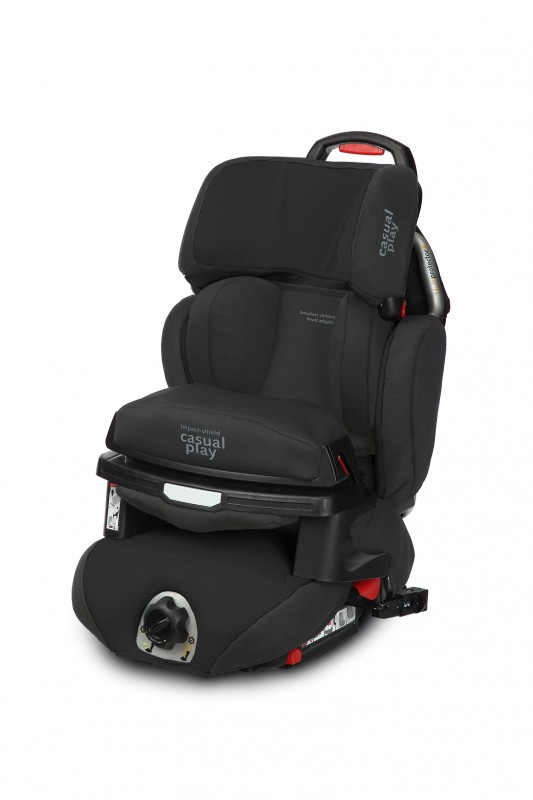 CASUALPLAY - Autosedačka Multiprotector Fix 9-36 kg 2015 - EBONY