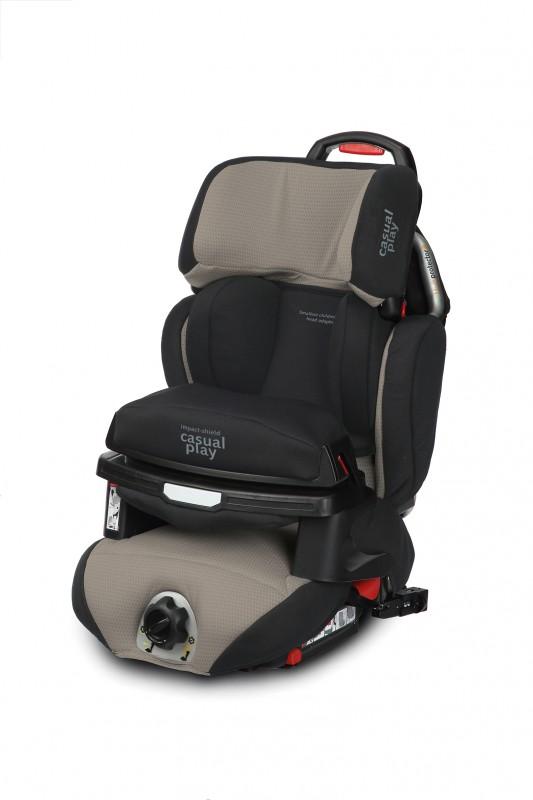 CASUALPLAY - Autosedačka Multiprotector Fix 9-36 kg 2015 - MOON ROCK