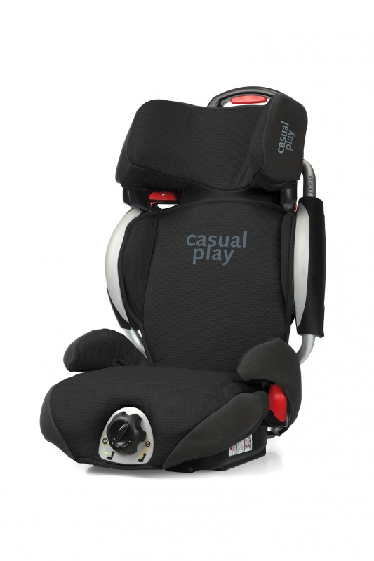 CASUALPLAY - Autosedačka Protector 15-36 kg 2015 - EBONY