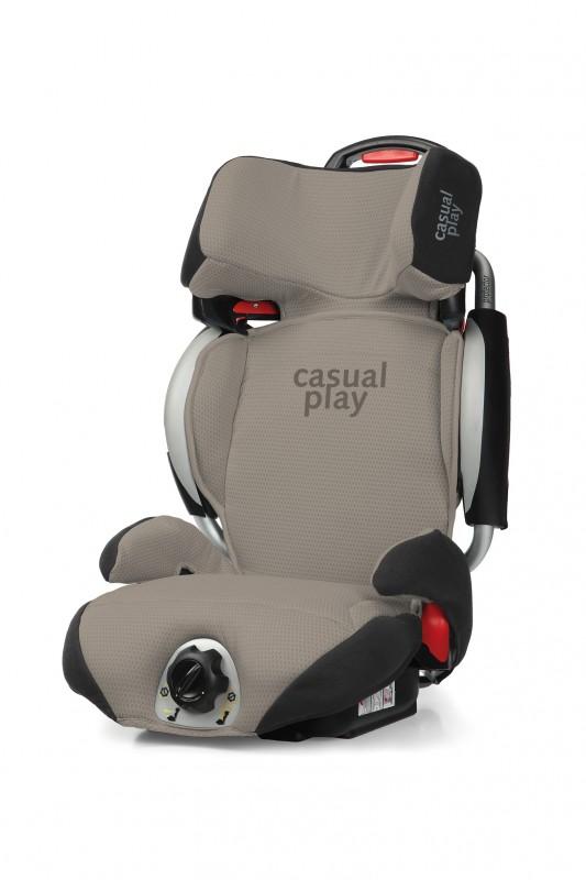 CASUALPLAY - Autosedačka Protector 15-36 kg 2015 - MOON ROCK
