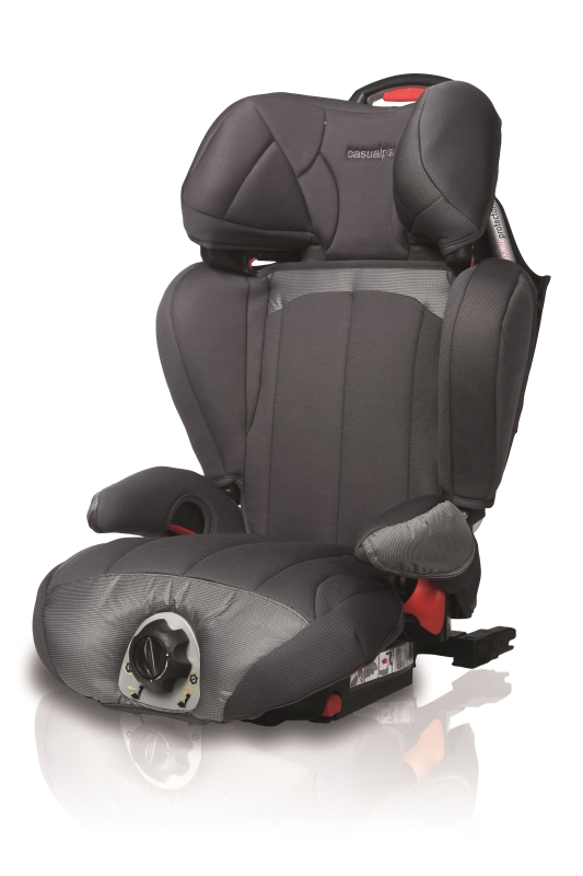 CASUALPLAY - Autosedačka Protector Fix 15-36 kg (2014) - Technical Grey (949)