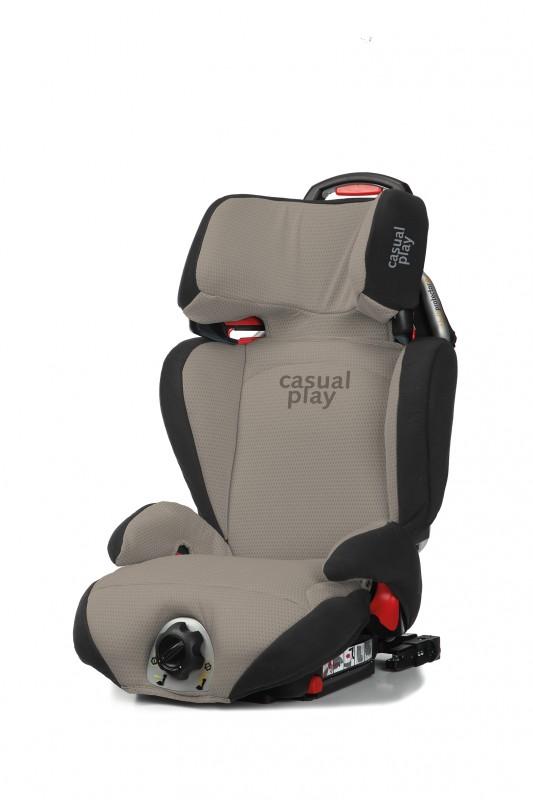 CASUALPLAY - Autosedačka Protector Fix 15-36 kg 2016 - MOON ROCK
