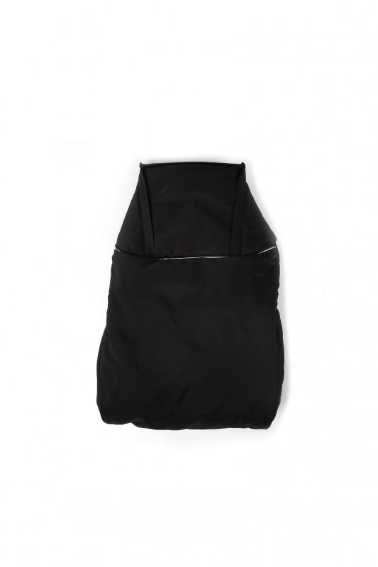 CASUALPLAY - Nánožník S4 čierny