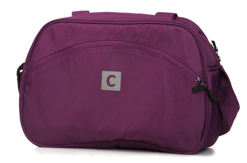 CASUALPLAY - Prebaľovacia taška na kočík 2015 - PLUM