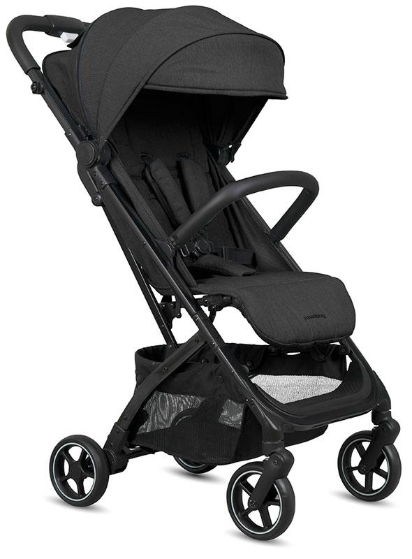 CASUALPLAY - Športový kočík Tour Chair - black
