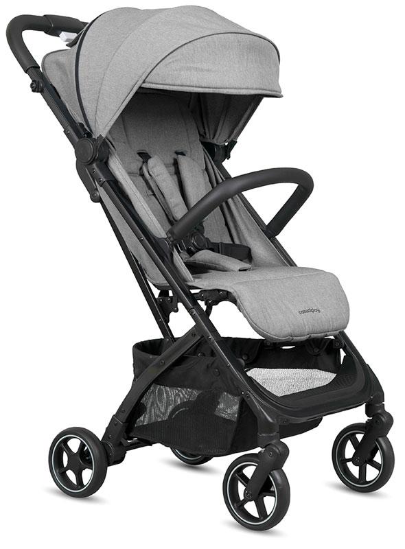 CASUALPLAY - Športový kočík Tour Chair - grey