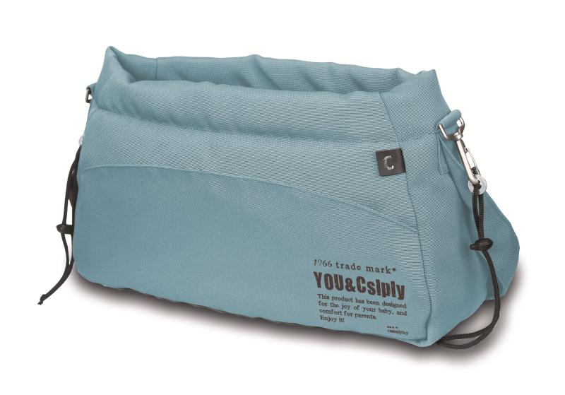 CASUALPLAY - Taška na kočík Bag Urban Collection - Aquaisland (960)