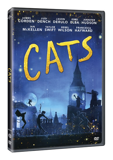 Cats DVD