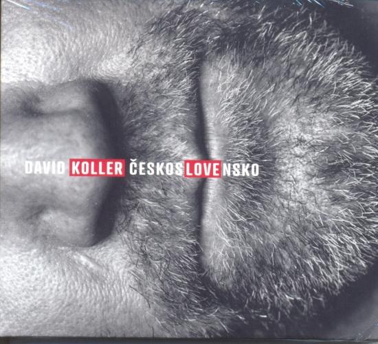 CD - ČeskosLOVEnsko - David Koller -