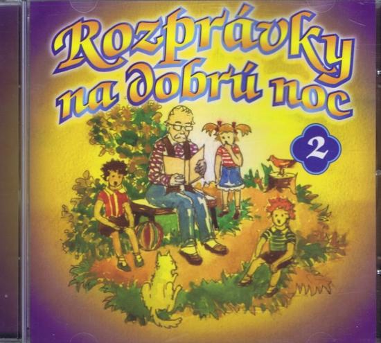 CD-Rozprávky na dobrú noc 2 - Kolektív