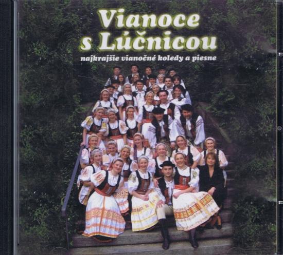 CD-Vianoce s Lúčnicou - Kolektív autorov