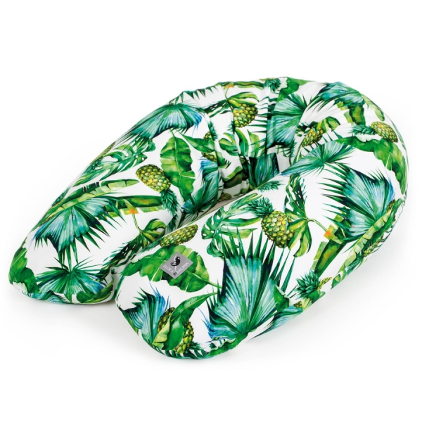 CEBA - Dojčiaci vankúš 190cm - relaxačná poduška Cebuška Physio Flexi - Flora & Fauna Pina