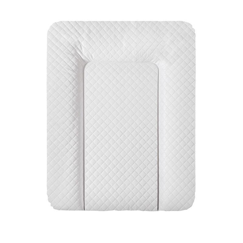 CEBA - Podložka prebaľovacia na komodu (Netkané textílie) 70cm biela