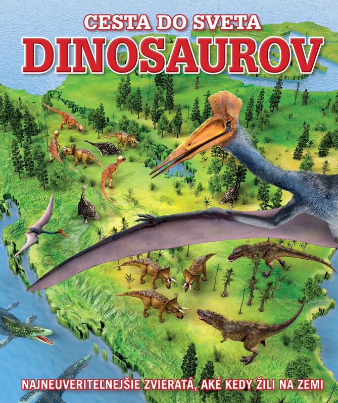 Cesta do sveta dinosaurov - kolektív autorov