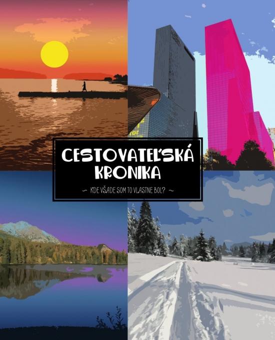 Cestovateľská kronika - Lea Hroncová