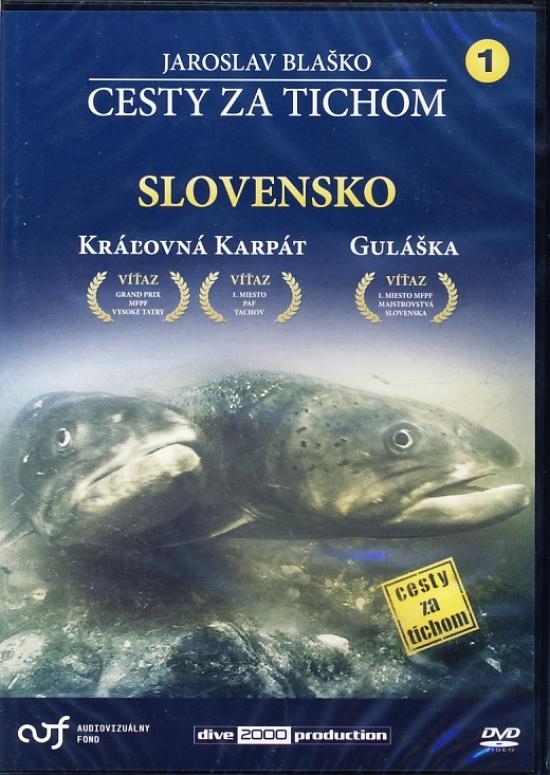 Cesty za tichom - Slovensko - DVD 1 - Jaroslav Blaško