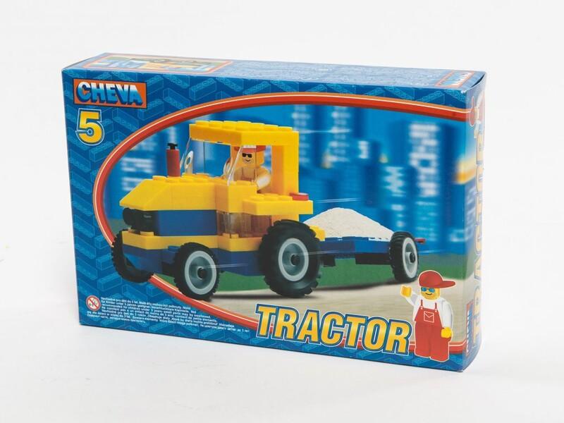 CHEMOPLAST - Cheva 5 Traktor