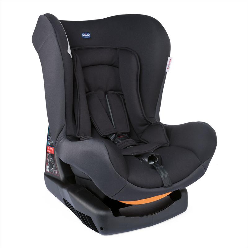 CHICCO - Autosedačka Cosmos - Jet Black 0-18kg