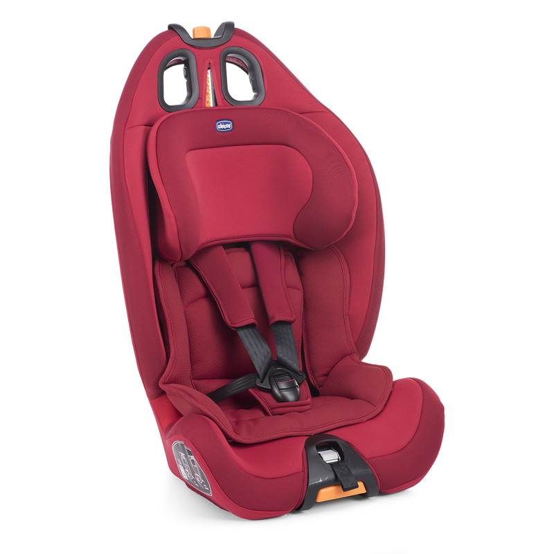 CHICCO - Autosedačka Gro-up 123 Red Passion 9-36kg