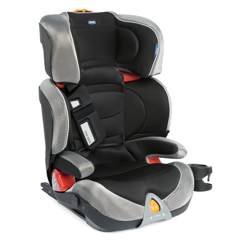 CHICCO - Autosedačka Oasys 2-3 FixPlus Evo - Polar Silver Limited Edition 15-36kg