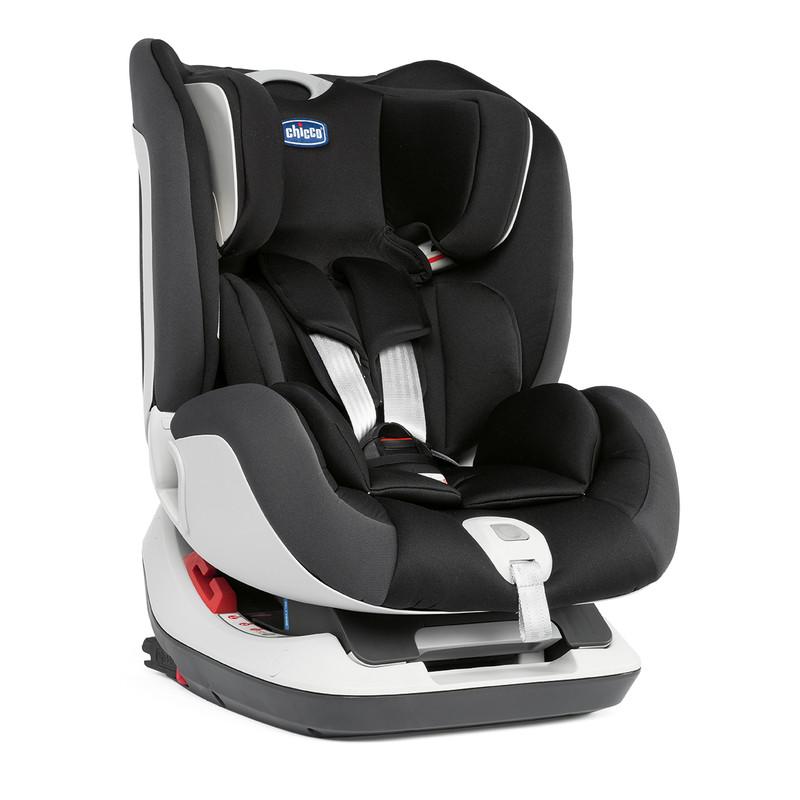 CHICCO - Autosedačka Seat Up 012 - Jet Black 0-25 kg