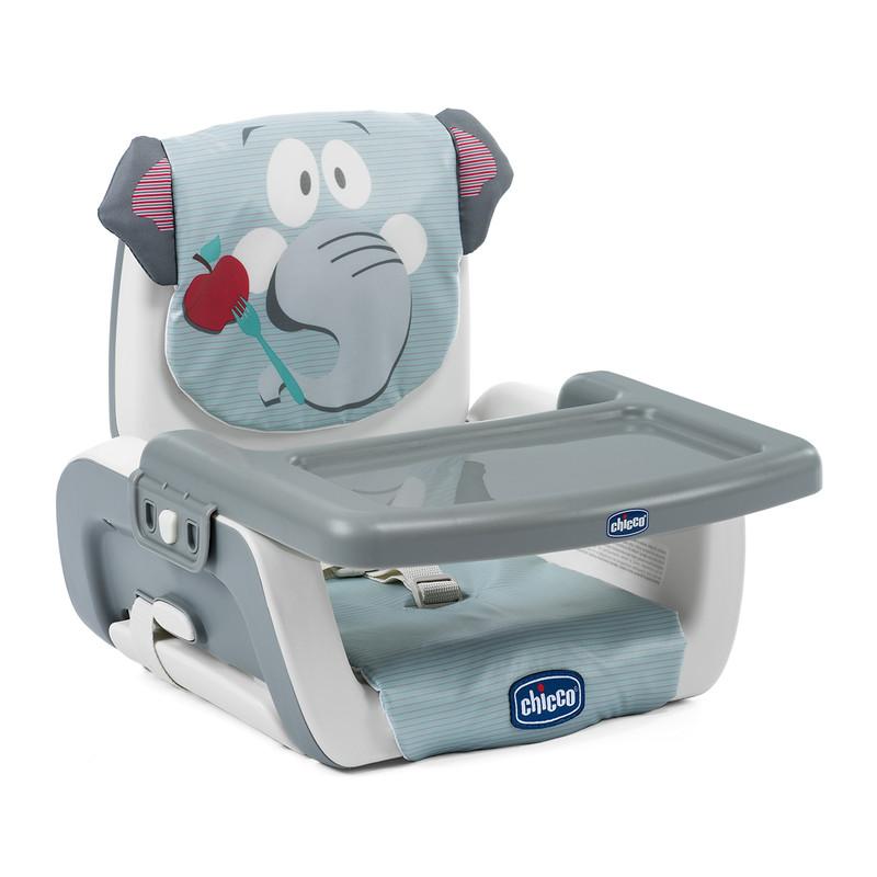CHICCO - Podsedák prenosný na stoličku Chicco Mode - Baby Elephant