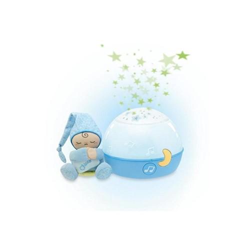 CHICCO - Projektor GoodNight Stars - modrý