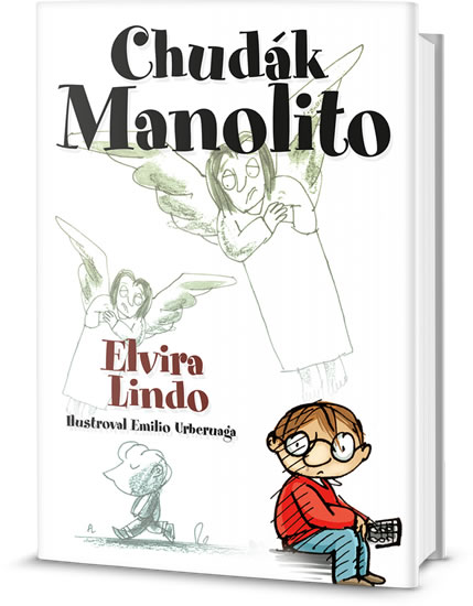 Chudák Manolito - Elvira Lindo