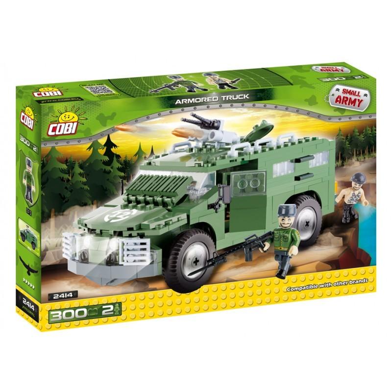 COBI - 2414 Small Army Ozbrojené vozidlo