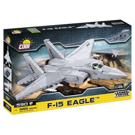 COBI - Armed Forces F-15 Eagle, 1:48, 590 k