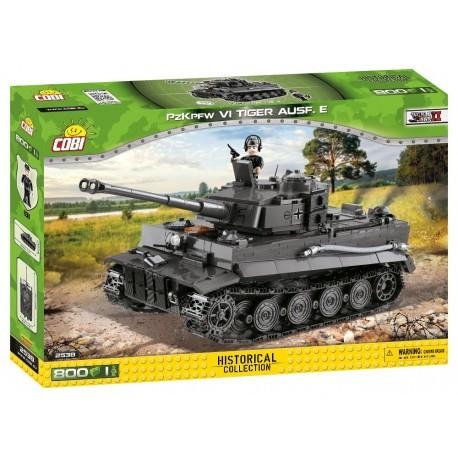 COBI - II WW Panzer VI Tiger Ausf. E, 800 k, 1 f