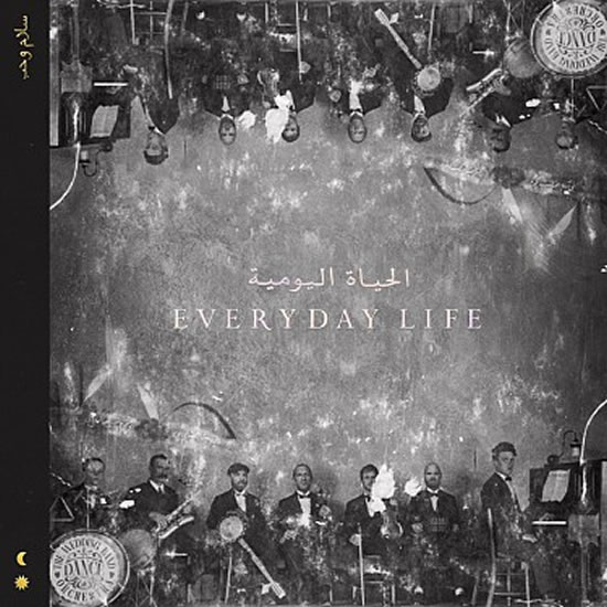 COLDPLAY: Everyday life CD - Coldplay