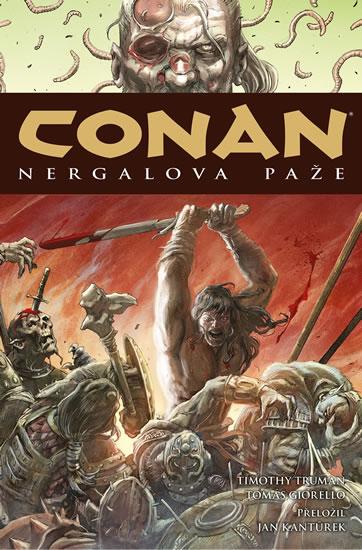 Conan 6: Nergalova paže - Robert E. Howard