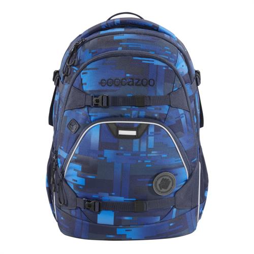 COOCAZOO - Školský ruksak ScaleRale, Deep Matrix, certifikát AGR
