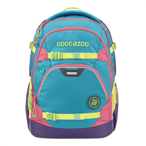 COOCAZOO - Školský ruksak ScaleRale, Holiman, certifikát AGR
