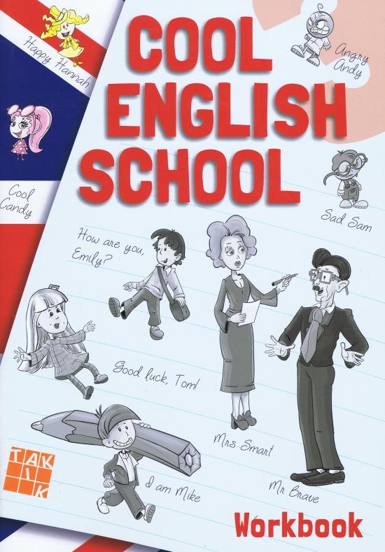 Cool english school 3 - pracovný zošit - Kolektív autorov