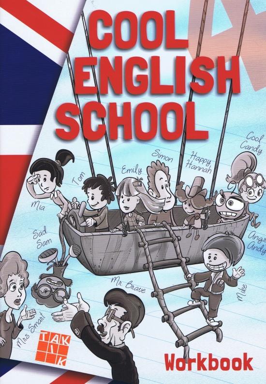 Cool English School 4 Pracovný zošit - Kolektív autorov