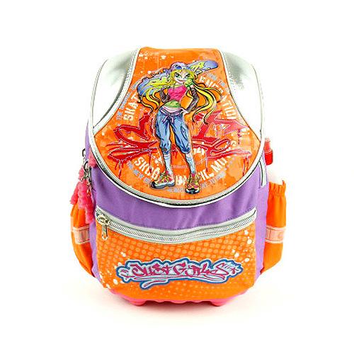 COOL - Školská taška Cool 10 Just Girls Orange