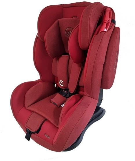 COTO BABY - Autosedačka 9-36kg Salsa Pro Isofix- Red/Melagne- 2021